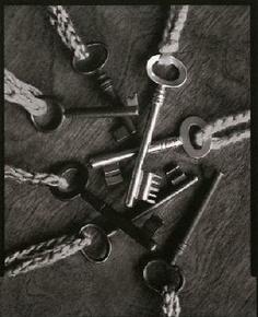 Michael Kenna, Keys to the Kingdom, 1997