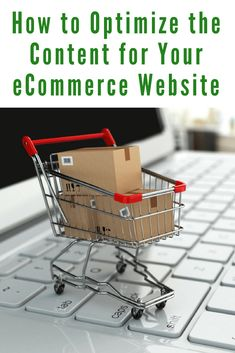 Conversions are very important for websites so how to optimize the content for an eCommerce Website is critical. #eCommerce #Optimize #blogerwebsite