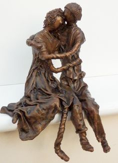 Sandra June Originals - Sandra makes beautiful handmade sculptures for the home and garden.