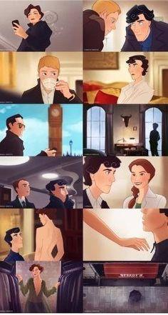 Sherlock - Disney