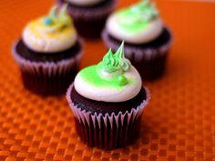 Receta de Red Velvet cupcakes inspirados en los Pixie Dust #HadaPirata