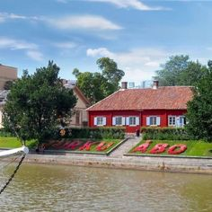 ...spring into summer!!🌷🌷☀️🇫🇮 . . #åbo #turku #flowers #finland #myBFF🇫🇮 #summerfeels #spring #aura #aurajoki #river #finnish #riverside #weareinfinland #instafinland #finlandorbust #nordic #mybigfatfinnishportfolio #blueskies #pixaloop #visitturku #visitåbo