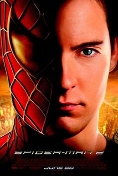 Spider-man 2 Movie Poster by Vox and Associates (2004)