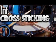Intermediate Cross Sticking - Video Drum Lessons On Dynamics