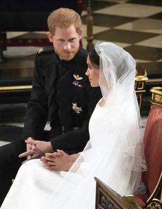 Svatba prince Harryho a Meghan Markle na hradě Winsdor.