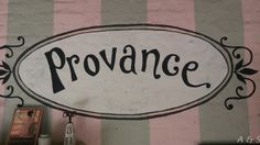 Provance market - for beautiful finds