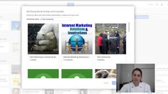 How to Create a Google Plus Community | Google Plus Tools  Discover how easy and effective it is to create communities on Google+.   Looking forward to seeing you over there!
