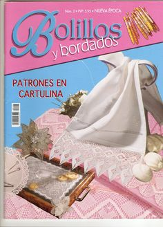 BOLILLOS Y BORDADOS Nº2 - Angel vara - Álbumes web de Picasa