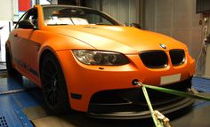 The next BMW M3 GTS at G-POWER