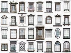 포르투갈 폰타델가다 #안드레 빈센트 곤코베스(André Vicente Gonçalves)의 <세계의 창문 :Windows of the world>