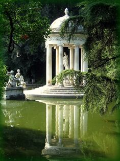 retreat | Parco Durazzo Pallavincini, built between 1840-184… | Flickr