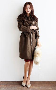 Itsmestyle to look extra k-fashionista ♥ www.itsmestyle.com #fashion #kfashion #asianstyle #itsmestyle #korean #kpop #womens fashion #lovely #cute #ulzzang #coat #jacket #leggings #pants #shoes #chic #dress #lovely #skirt Korean Fashion Online, Asian Fashion, Girl Fashion, Womens Fashion, Korean Lady, Korean Women, Kimono Jacket, Sweater Jacket, Asian Style