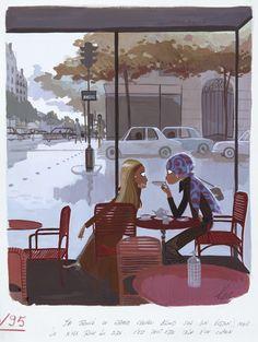 Les Parisiennes de Kiraz, dans Jour de France