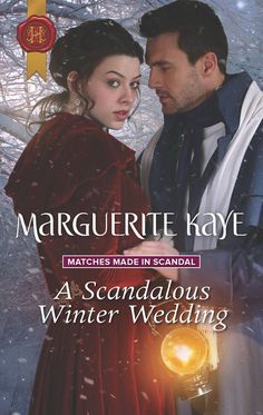 """Read """"A Scandalous Winter Wedding"""" by Marguerite Kaye available from Rakuten Kobo. From one snowy Christmas…to a sizzling-hot reunion! A Matches Made in Scandal story. Kirstin Blair has spent seven years. Books To Read, My Books, Blood Ruby, Match Making, Wedding Matches, Historical Romance, Scandal, Free Ebooks, Audiobooks"""