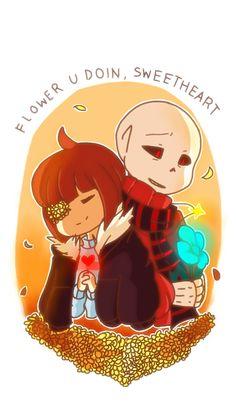 Flowerfell : Flower you doing, sweetheart? by shallowdeepcreation.deviantart.com on @DeviantArt