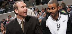 Sean Marks - Mikhail Prokhorov - RC Buford - San Antonio Spurs - Brooklyn Nets