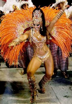 Fabulous Costumes - Rio Carnival - Brazil (22)