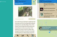 Singletracks Trail Info Featured in Google Field Trip App | Singletracks Mountain Bike News