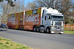 Lucas Dumbrell Racing Truck