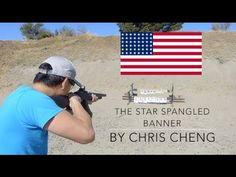 AMERICA & GUN LOVERS: Watch Dude Play The Star Spangled Banner With His Rifle ⋆ Doug Giles ⋆ #ClashDaily