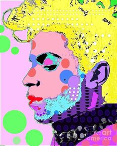 Prince Digital Art - Prince by Ricky Sencion The Artist Prince, Prince Rogers Nelson, Sorority And Fraternity, Beautiful One, Appreciation, Digital Art, Greeting Cards, Wall Art, My Love