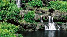 Top Waterfalls Along the Road to Hana