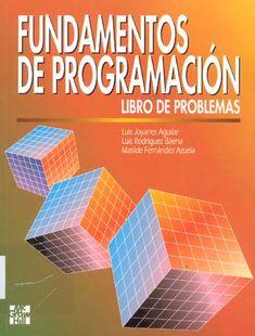 Código: INF 117 J79 2008  Título: Fundamentos de programación : algoritmos, estructuras de datos y objetos (4a ed.)  Autor: Joyanes Aguilar, Luis. Curso Introducción a la computación (IC)