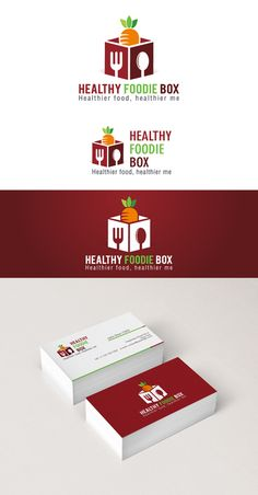 Create a healthy and heart warming design for a healthy foodie box business by cioby