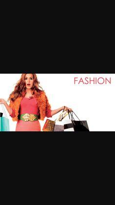 She likes fashion alot.