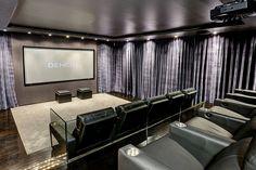 10 Inspiradoras e Luxuosas Salas de Cinema em Casa - Blog - Homeadverts - Imobiliário de Luxo para Venda e Aluguer - Em todo o Mundo