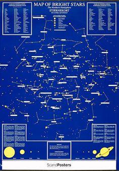 Bright Stars, Map, Politics, Glitter Stars, Location Map, Maps