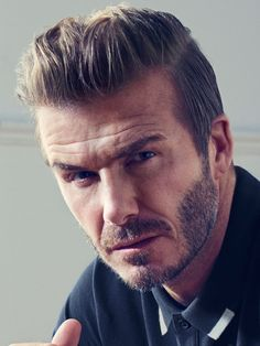 One celebrity that always looks in style is David Beckham. Here's a look at some of his best hair moments (so far) in 2016.