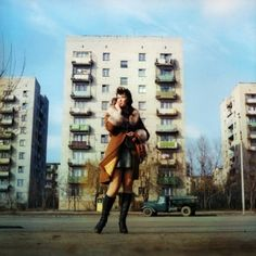 We all know that Russian women are beautiful, but what about Soviet Russia? Here, we collected photos of pretty nice girls from the USSR sho...