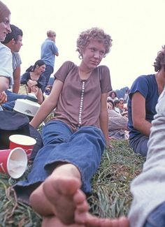 Girls of #Woodstock