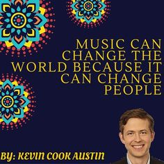 Kevin Cook Austin-Passionate For Music