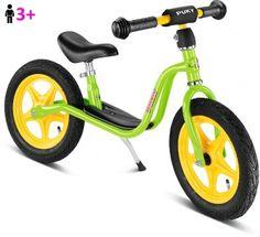 Rowerek biegowy Puky LR 1L - zielony