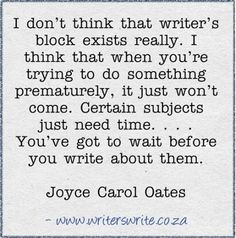 Do you differentiate between the term 'writer' and 'author'?