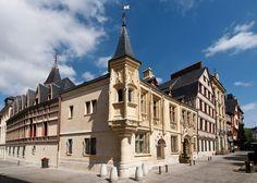 Bourghteroulde 5***** étoiles à Rouen - Agence MAES