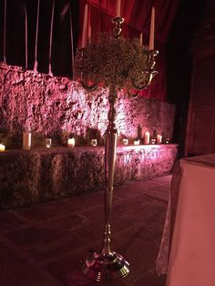 Venue Decorations | Vickys Flowers - Wedding Flower service with style and creativity | East Calder , West Lothian Flower Service, Wedding Flowers, Creativity, Ceiling Lights, Candles, Decorations, Display, Home Decor, Style