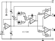 Simple Function Generator Circuit
