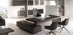 Office desk photo High End Office Italian Office Furniture Jera Modern Office Desk By Las Mobili Orlandini Designer