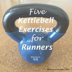 Get stronger, prevent injury, and run faster with these 5 quick, fun, and effective kettlebell exercises for runners.
