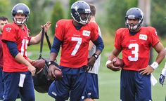 A third-round pick as the starting Quarterback? The training camp decision that changed everything | Seattle Seahawks #GoHawks #SeahawksSB50 #SuperBowl3Pete