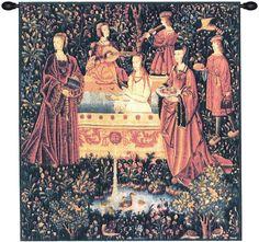 Bain Belgian Tapestry Wall Art