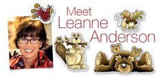 Meet our newest author, Leanne Anderson!