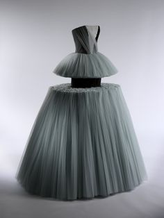 Ball Gown, Viktor & Rolf (Dutch, founded 1993), spring/summer 2010; The Metropolitan Museum of Art, Purchase, Friends of The Costume Institute Gifts, 2011 (2011.8)   © The Metropolitan Museum of Art, Photo by Anna-Marie Kellen.
