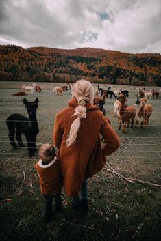 Llamas and Apple Picking - Barefoot Blonde by Amber Fillerup Clark Clarks, Amber Fillerup Clark, Barefoot Blonde, Autumn Aesthetic, Family Photography, Blonde Photography, Mommy And Me, Dream Life, Country Life