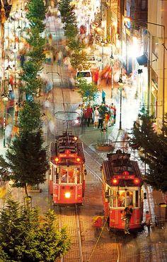 Beautiful Streets, World's Most Beautiful, Places Around The World, Around The Worlds, Wonderful Places, Beautiful Places, Capadocia, Istanbul Travel, City Wallpaper