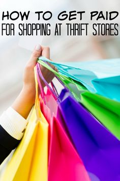 Do you have a thrift store shopping habit? Me too! Mine earns me BIG bucks though and now? I'm going to show you how it can earn big for you too!