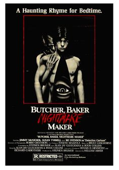 Nightmare Maker (1982) [U.S.A.]. Refused a video certificate in 1987 under the title The Evil Protege. No UK re-release.